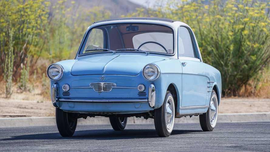 Autobianchi Bianchina Trasformabile (1960): Süß und selten