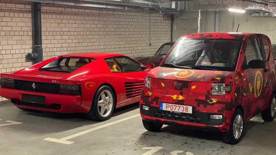 Самый дешевый электромобиль в Европе: новые официальные фото