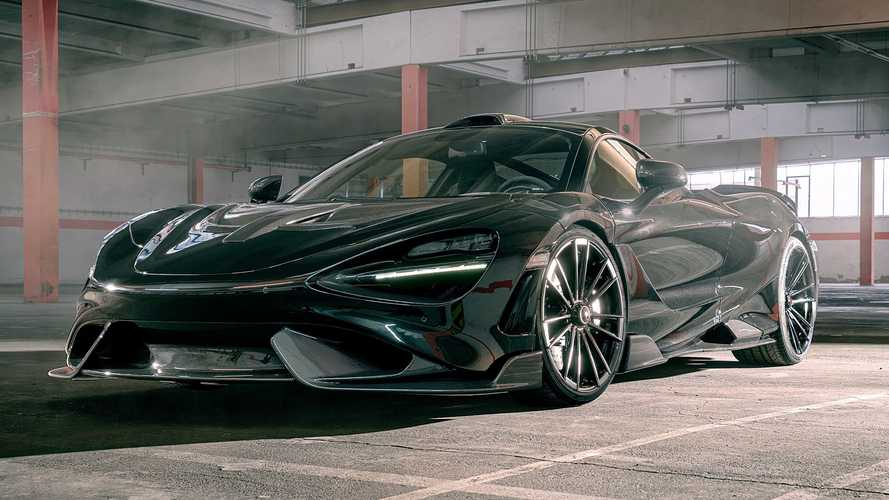 Novitec tunes McLaren 765LT to 855 bhp, adds carbon fibre upgrades