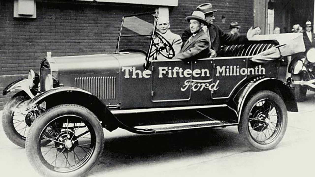 9. Ford Model T