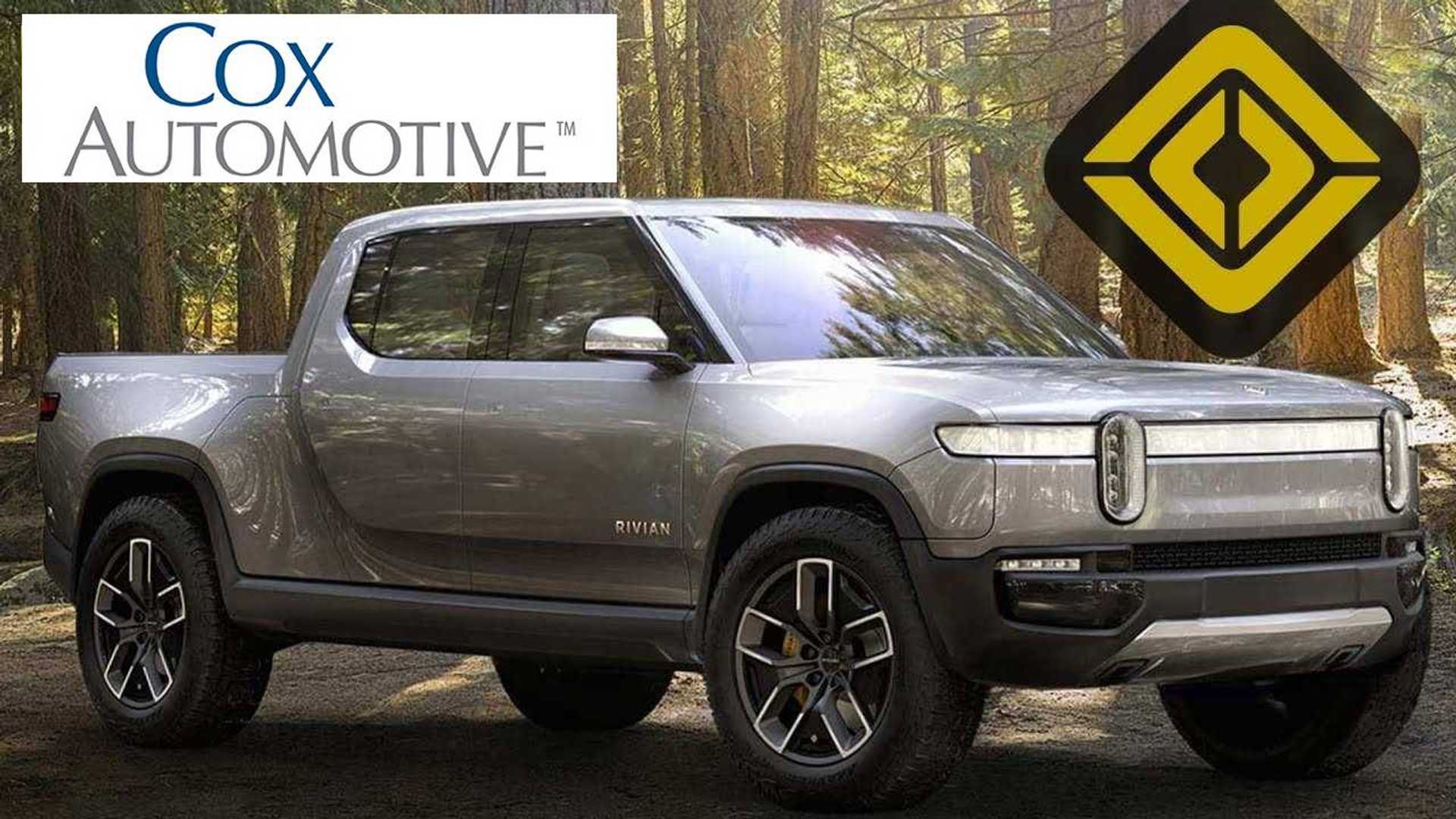 Cox Automotive Invests Into Rivian: Joins Ford, Amazon, Others