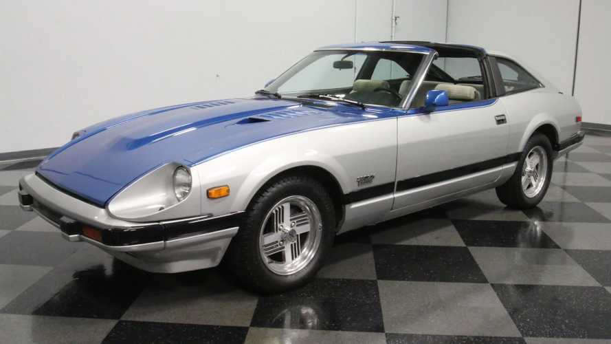 Let A 1982 Datsun 280ZX Turbo Move You