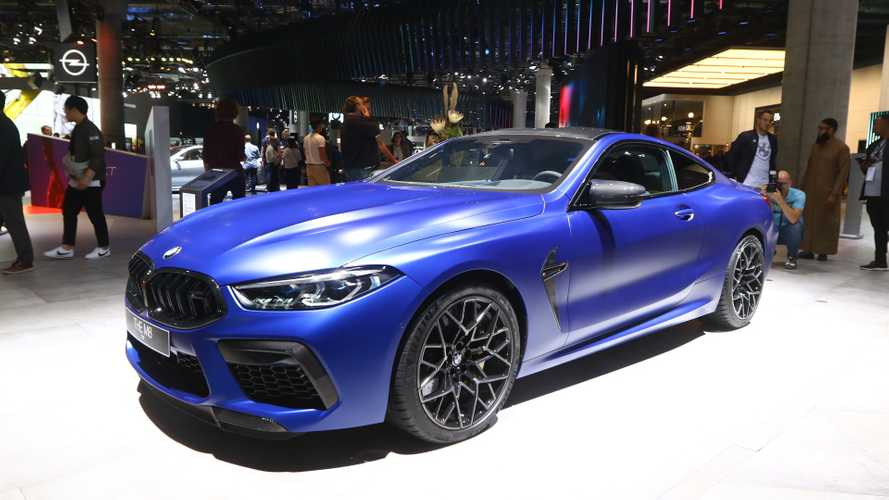 BMW M8, coupé e cabrio all'ennesima potenza