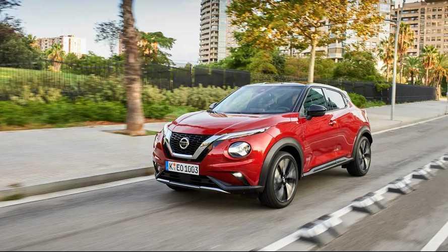 Nuova Nissan Juke, la prova su strada