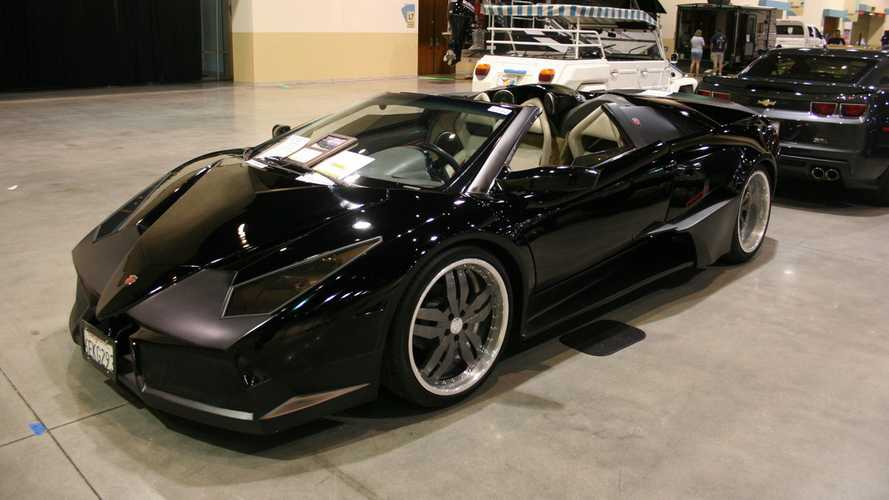 1988 Pontiac Fiero Transformed Into An Extreme Custom Supercar