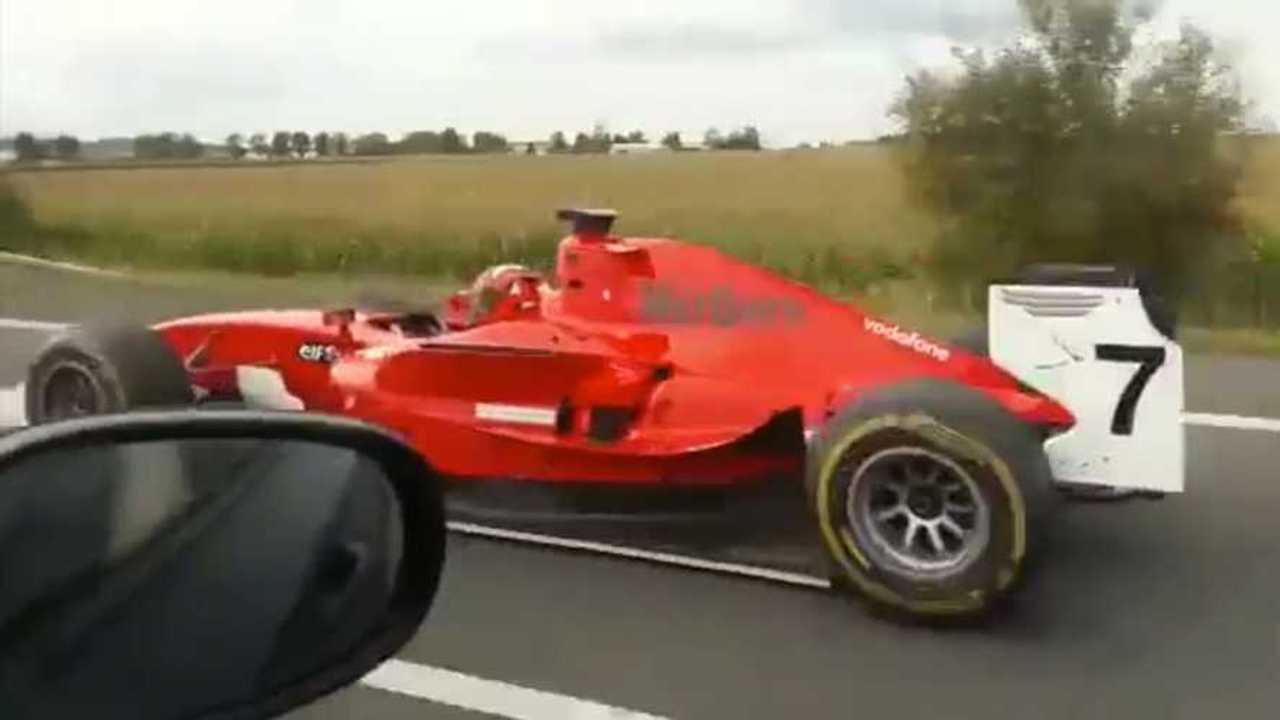 GP2 Car