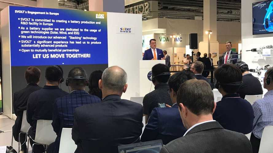 SVOLT Visits IAA To Initiate Cooperation With European Automakers