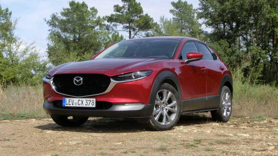 Mazda CX-30 (2019) im Test: Was taugt das mittelgroße SUV?
