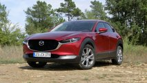 mazda cx 30 2019 test suv