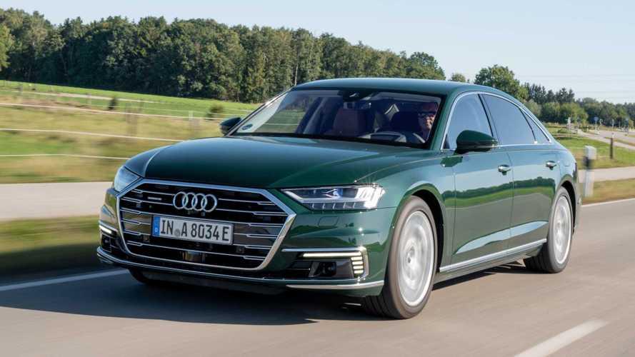 Audi A8 L 60 TFSI e quattro: Plug-in-Hybrid der Oberklasse