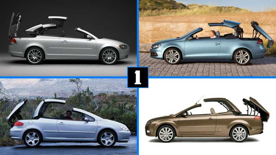 10 coupé-cabriolets disparus : la mode est passée !