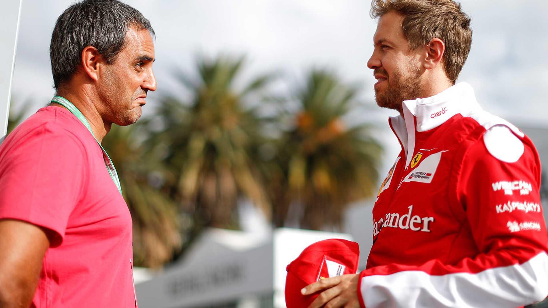 Montoya: Vettel's troubles 'technical', not mental