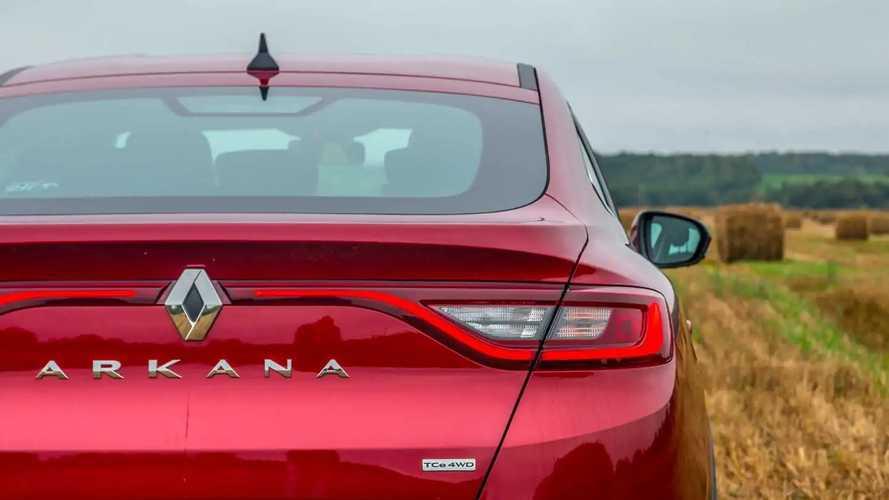 Renault Arkana в деталях
