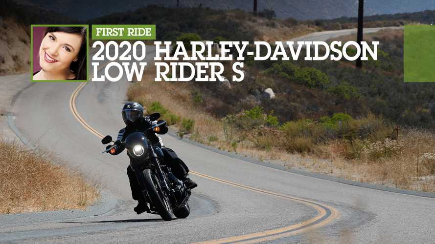 First Ride: 2020 Harley-Davidson Low Rider S