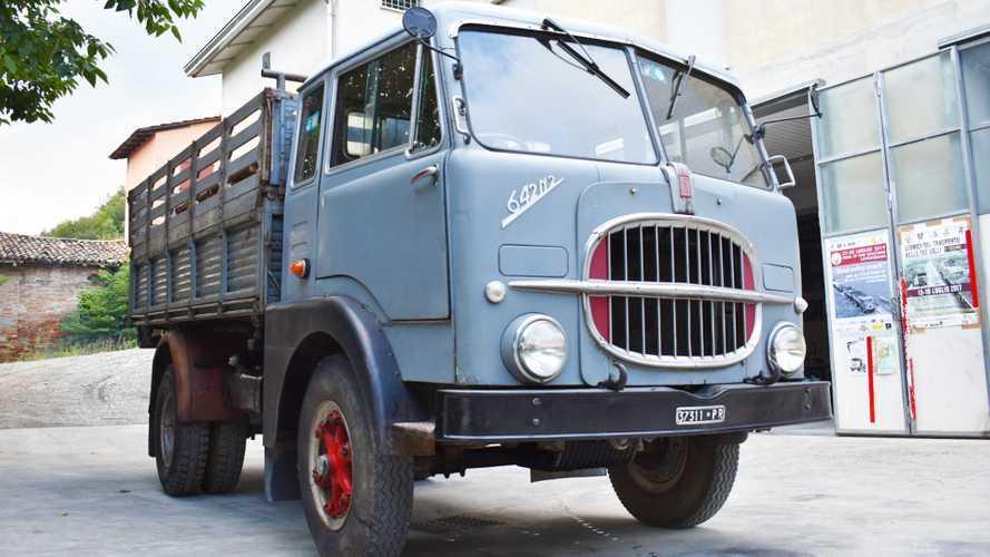 Fiat 642 N2 e la cabina