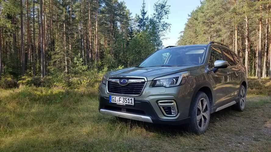 2019 Subaru Forester e-Boxer İlk Sürüş: Dizelden İyi mi?