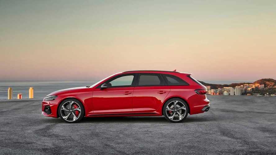 Audi préparerait une RS 4 électrique