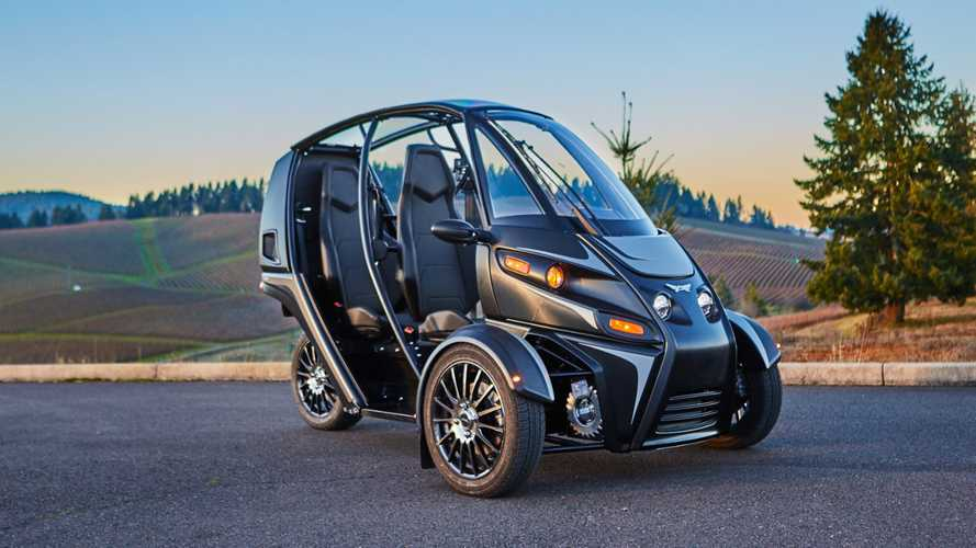 Arcimoto Fun Utility Vehicle (FUV) Enters Retail Market
