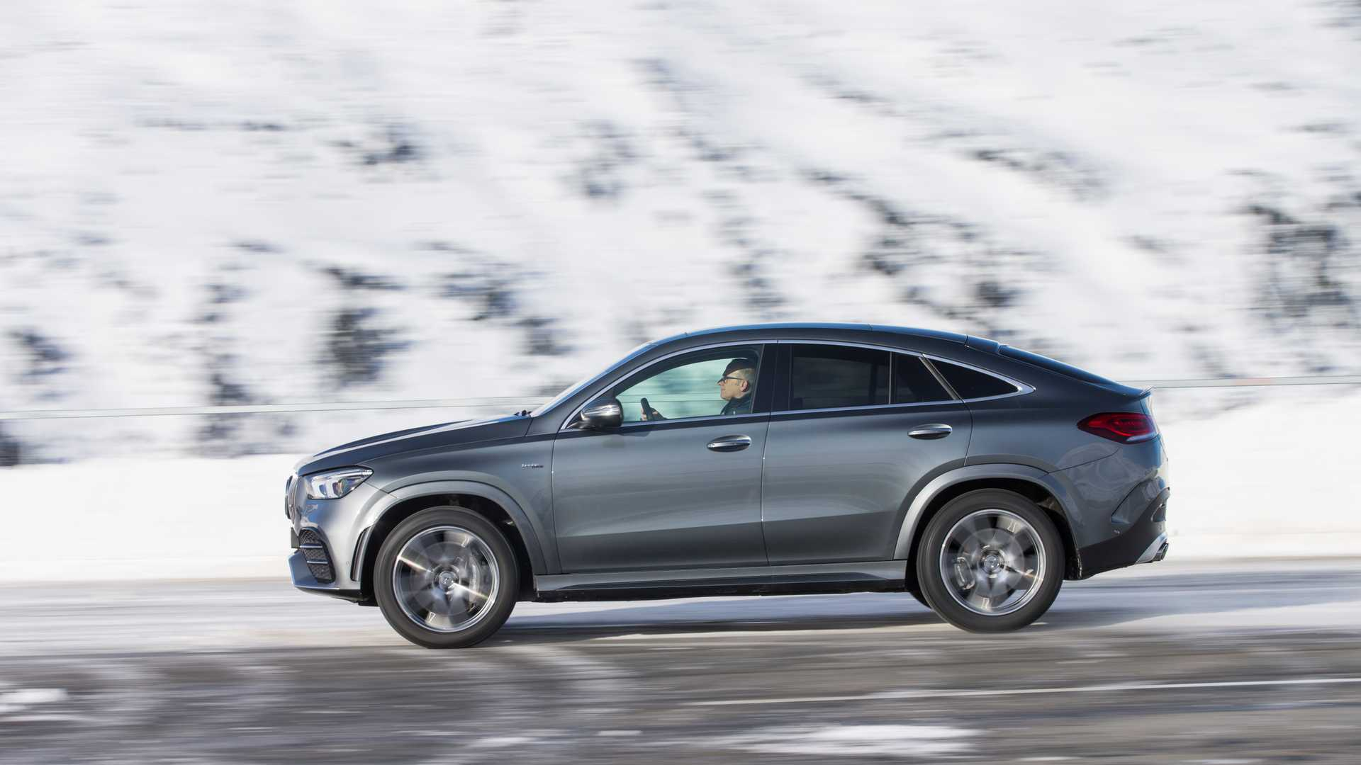 2021 Mercedes Amg Gle53 Coupe First Drive Fantastic Formula