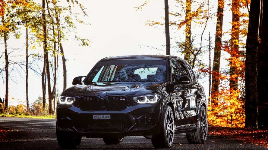 BMW X3 M and X4 M by Dahler