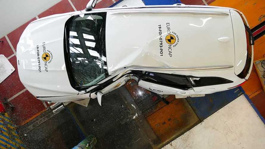 Ford Mondeo Crash Test Euro NCAP 2019