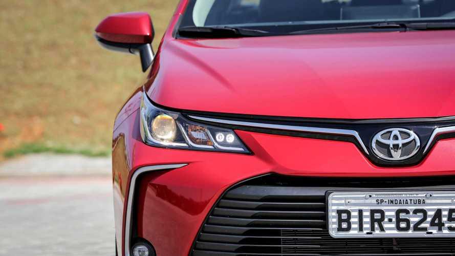 Sedãs mais vendidos em 2019: Corolla tem pior resultado desde 2013