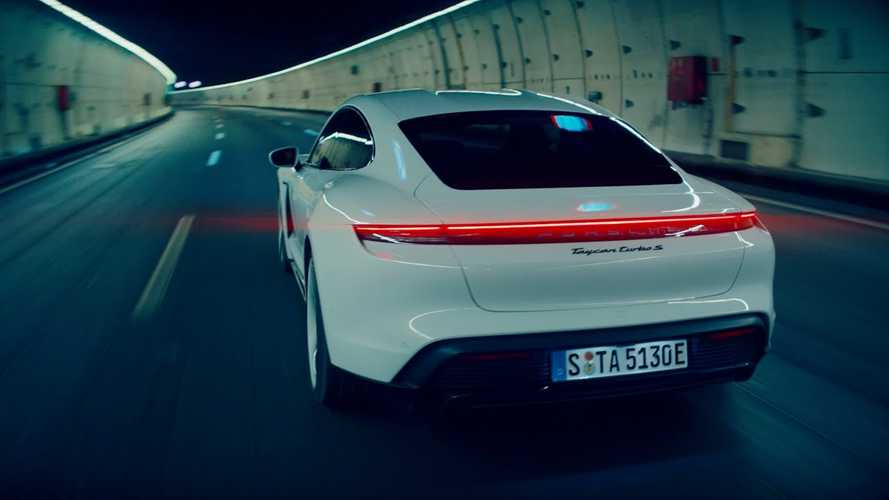 Porsche Taycan advert: 'Different Fuel. Same Soul