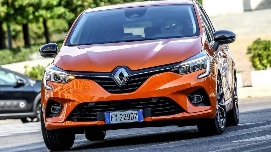 Renault Clio vs Renault Clio, il confronto