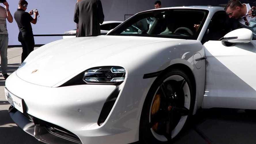 Porsche Taycan May Not Be A Tesla Killer, But It's A Porsche Killer