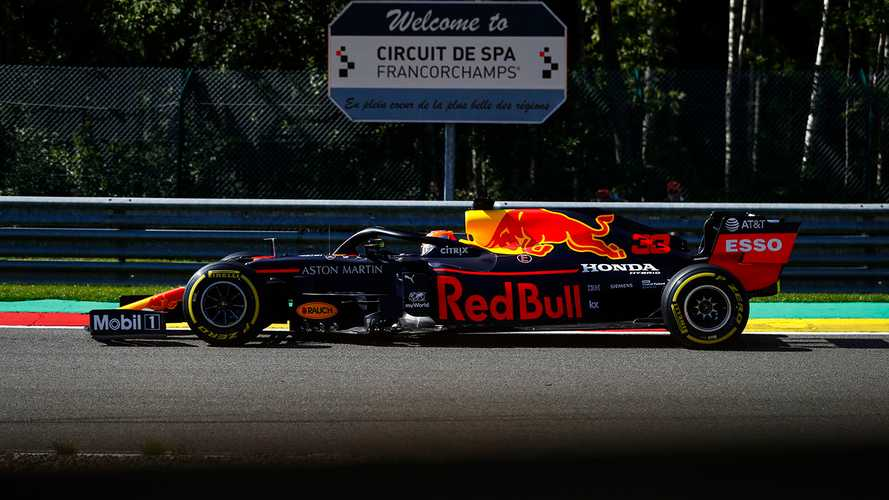 Verstappen expects to fight Mercedes, but not Ferrari, at Spa