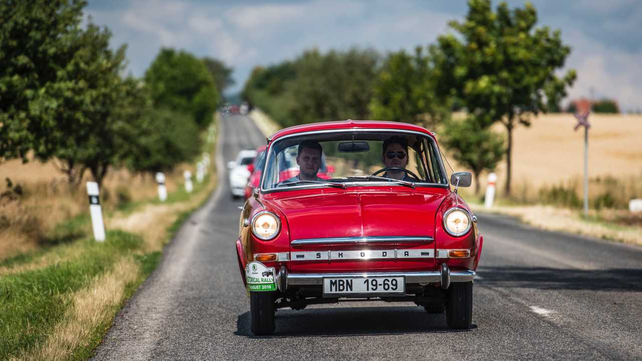 Skoda Historical Rally 2019