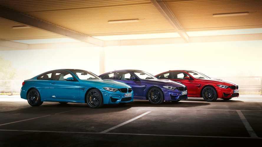 2020 BMW M4 Edition M Heritage celebrates the M Division