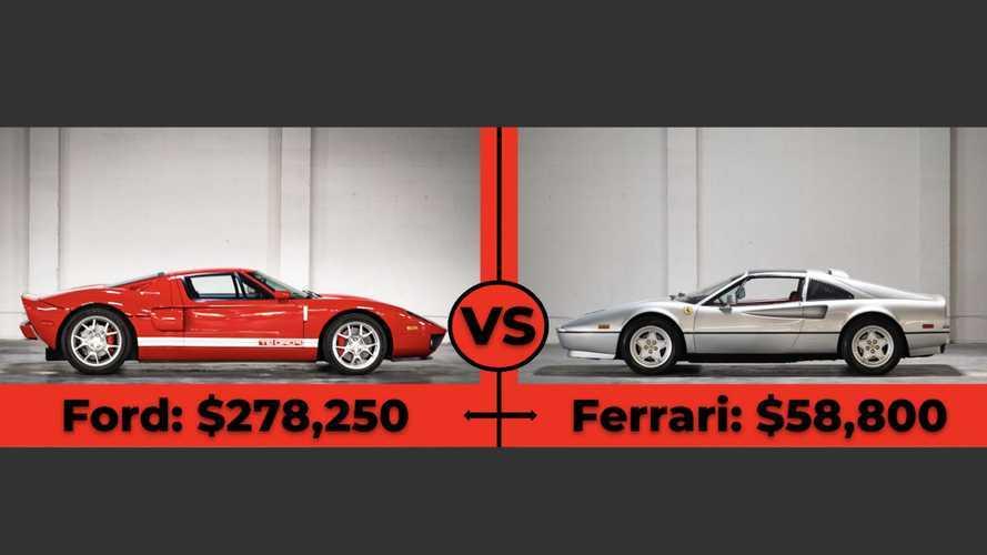 The Watson Collection Bids Total $3.2M, Awakes Ford v. Ferrari Nostalgia