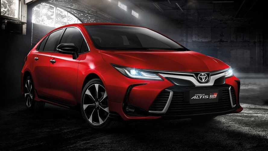 Novo Toyota Corolla GR Sport pode inspirar futuro XRS nacional