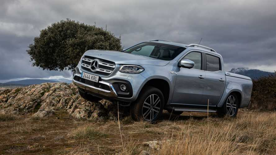 El Mercedes-Benz Clase X desaparecerá en mayo