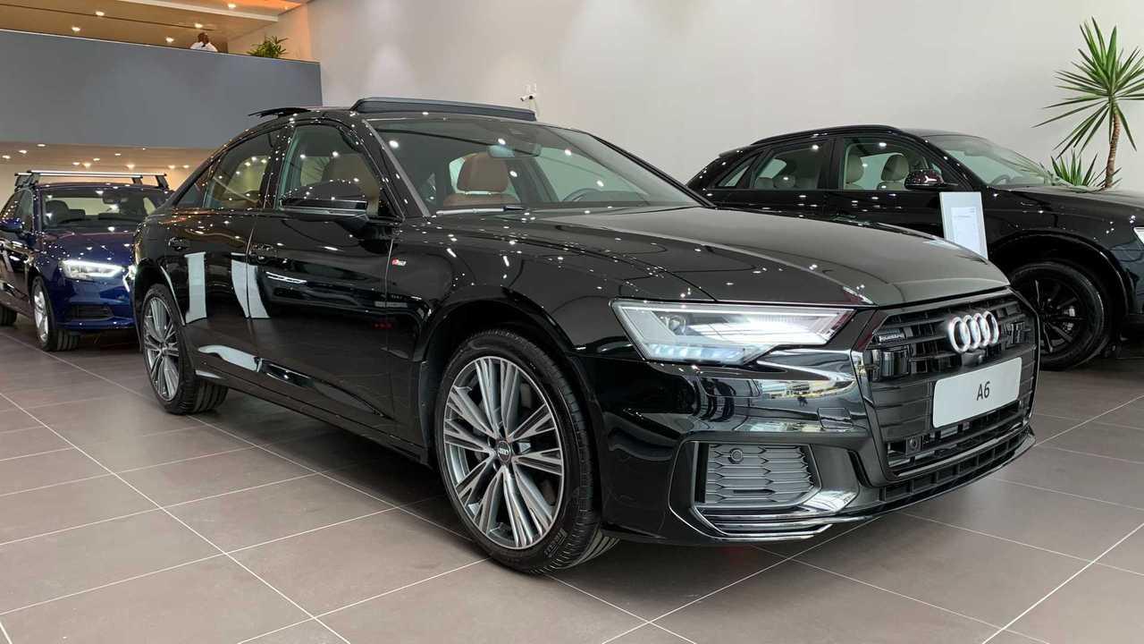 Audi A6 2020 (Brasil)