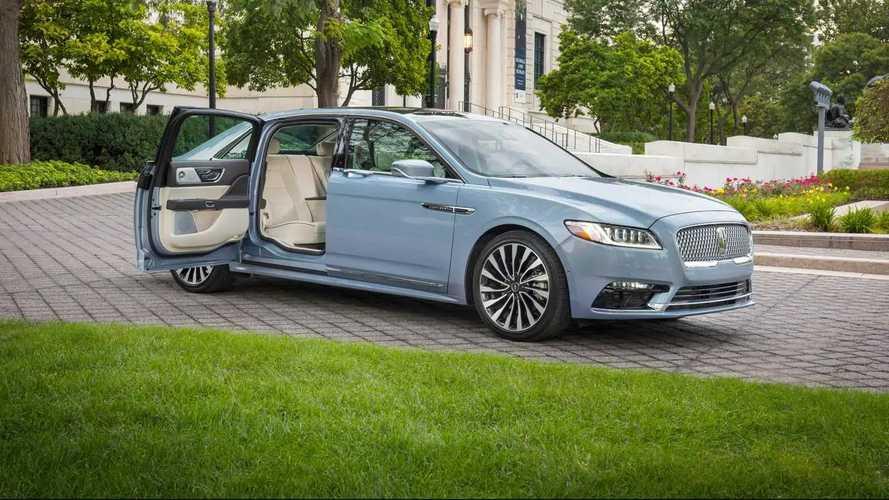 Lincoln logolu sedanlar bir süre daha geri dönmeyecek