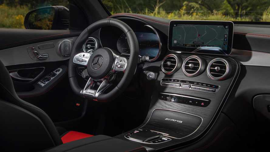 2020 Mercedes-AMG GLC 63 Coupe: First Drive
