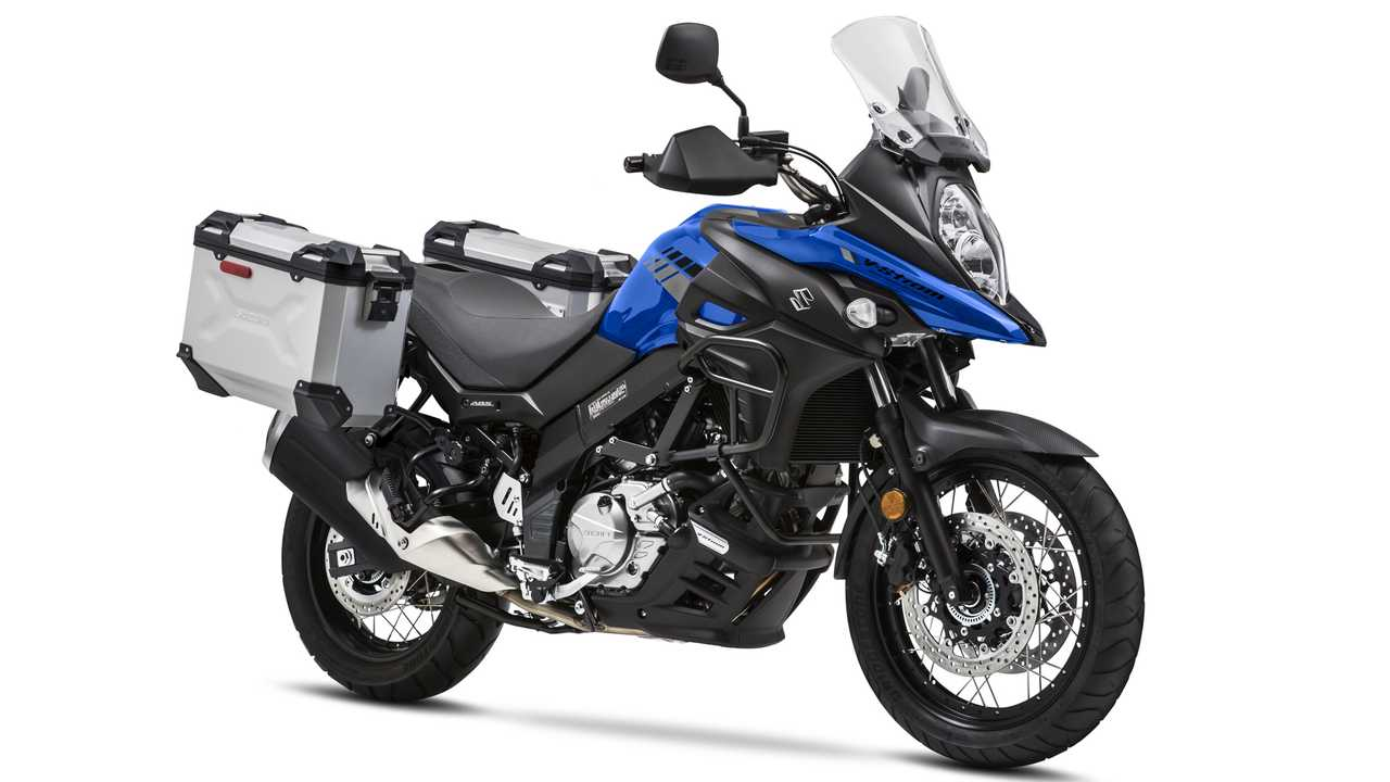 2020 Suzuki V Strom 650 Xt Adventure Everything We Know
