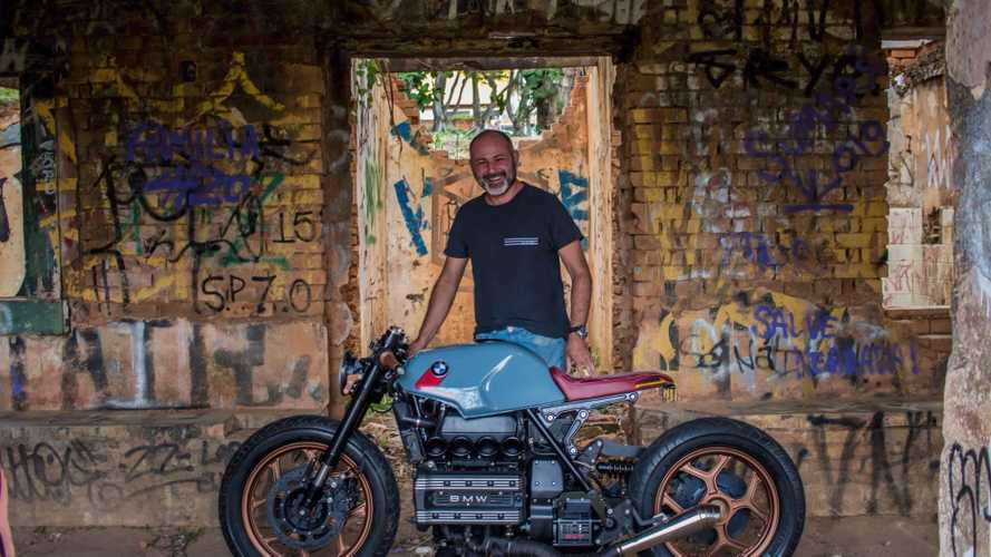 This K100 Will Change How You Look At CVT Motorcycles