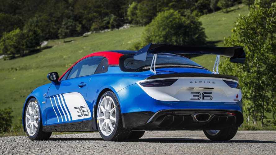 Alpine A110 Rally, la nueva estrella para los tramos de asfalto