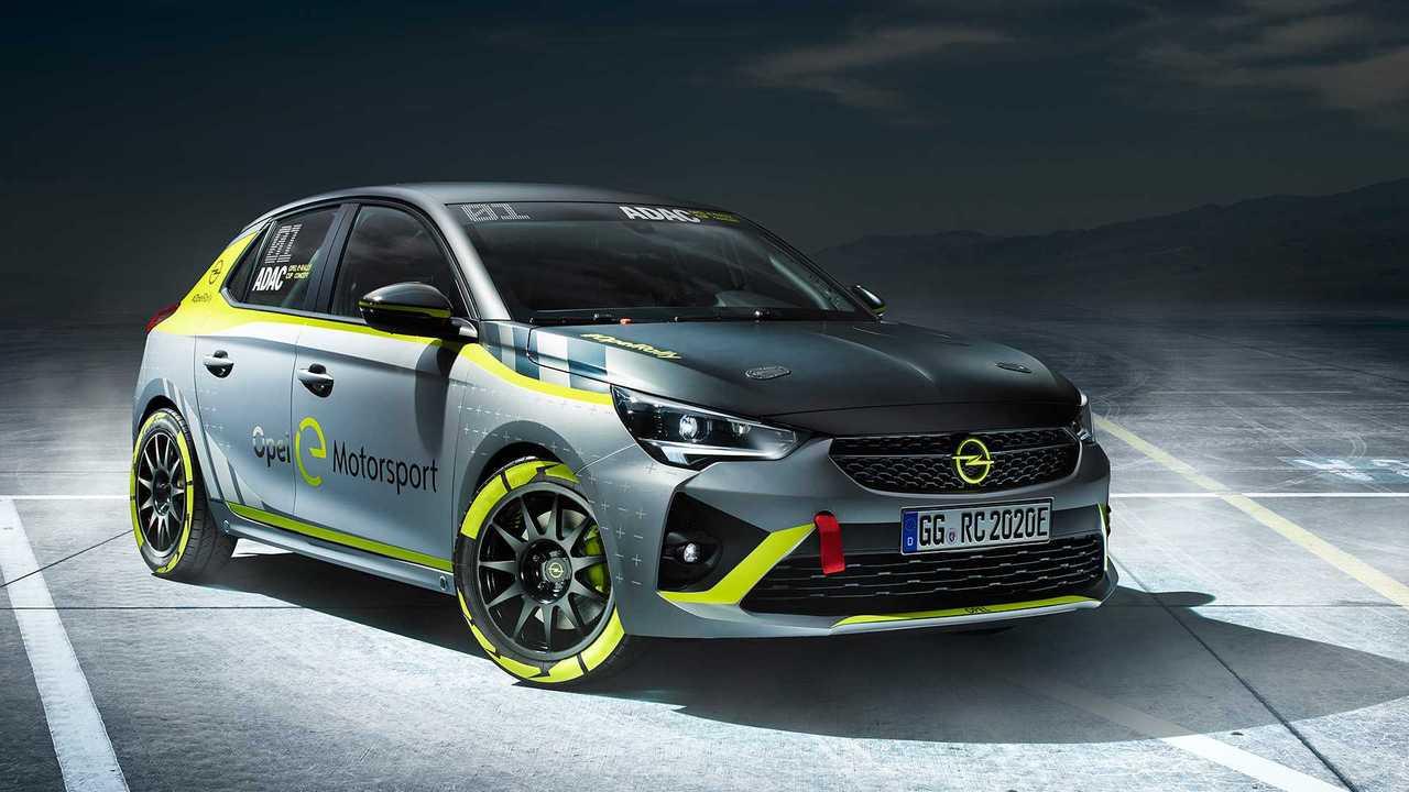 Opel Corsa e-Rally Cup (2019)