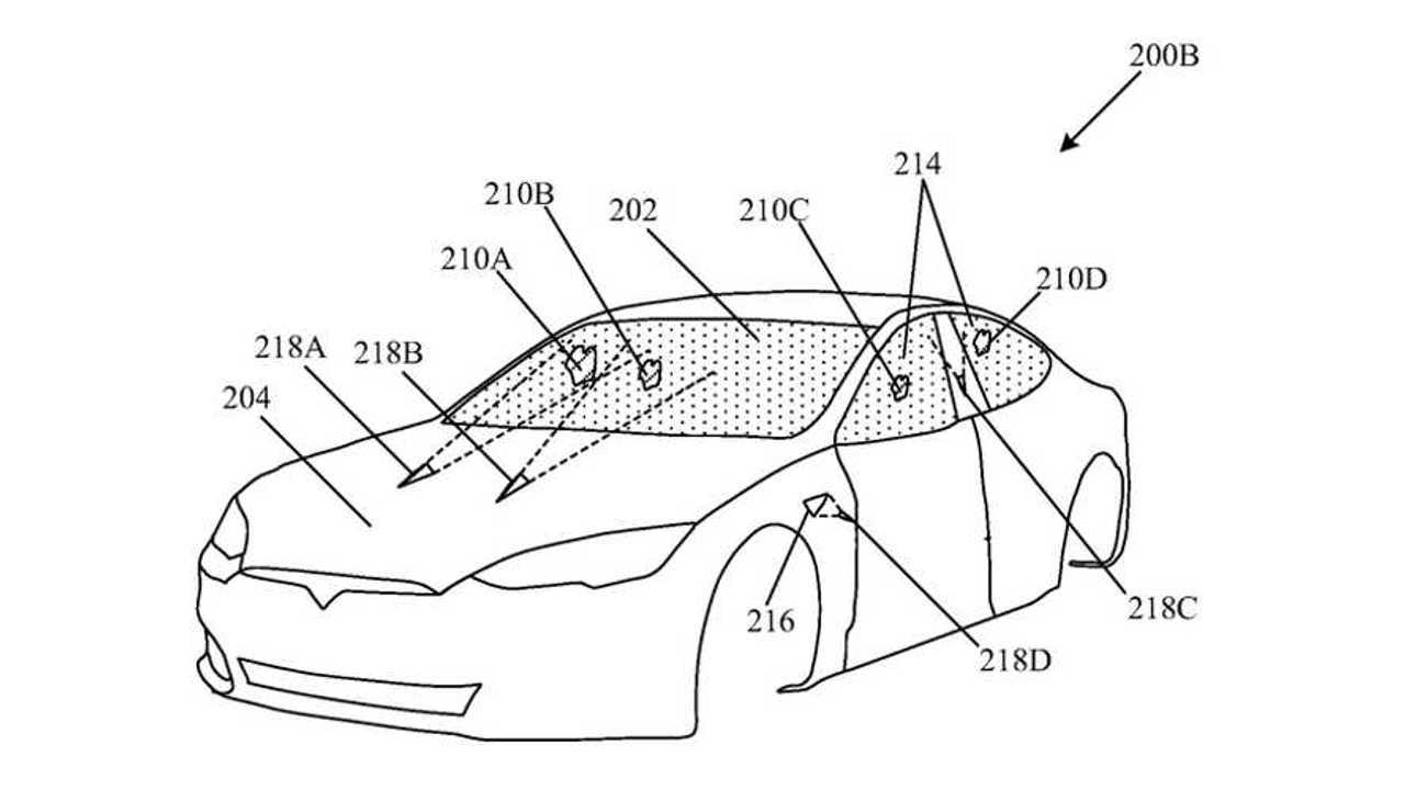 Tesla Lazerli cam silici patenti