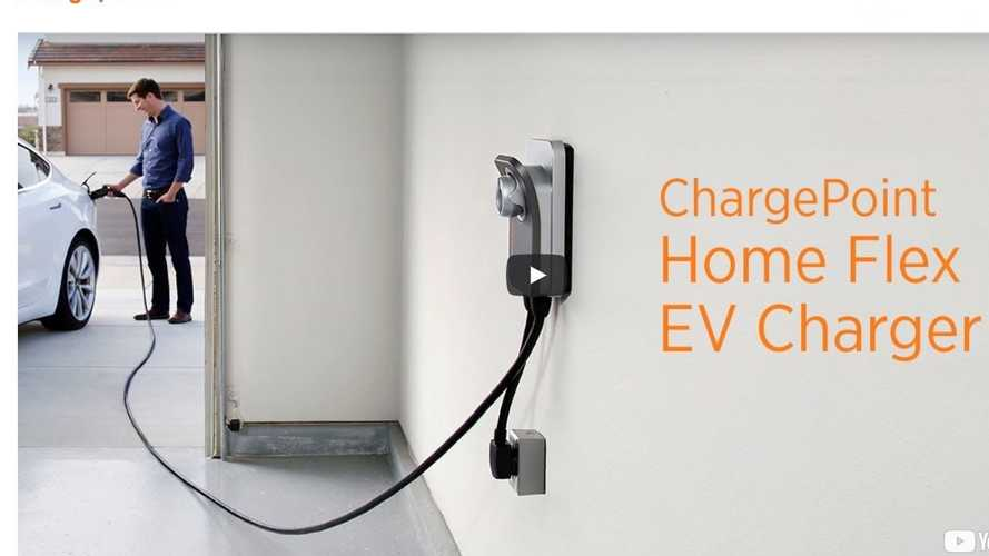 ChargePoint Home Flex: A Good EV Charger Gets Even Better
