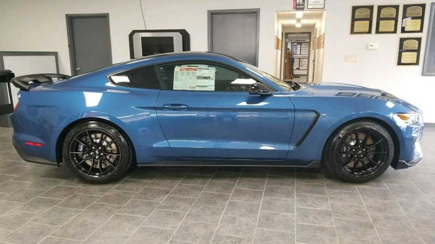 2019 Ford Mustang Shelby GT350 For Sale On eBay