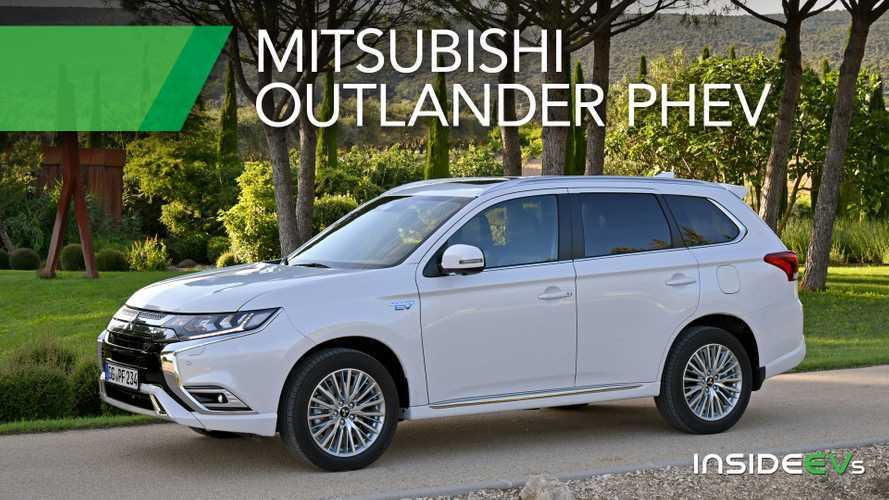 Mitsubishi Outlander PHEV, cosa c'è da sapere