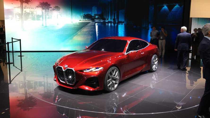 Концепт-предтеча BMW 4 серии нашел чем удивить