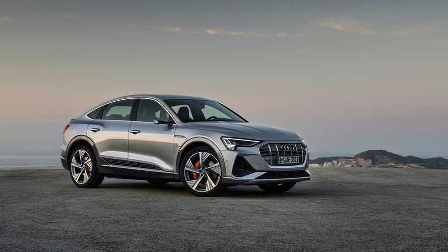 Découvrez les prix de l'Audi e-tron Sportback