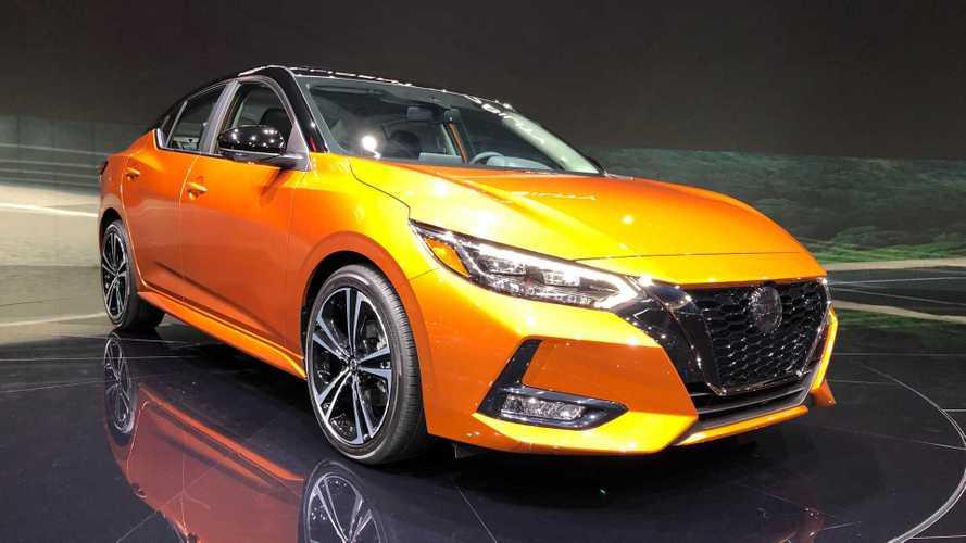 Novo Nissan Sentra foca em design e segurança para bater Corolla e Civic