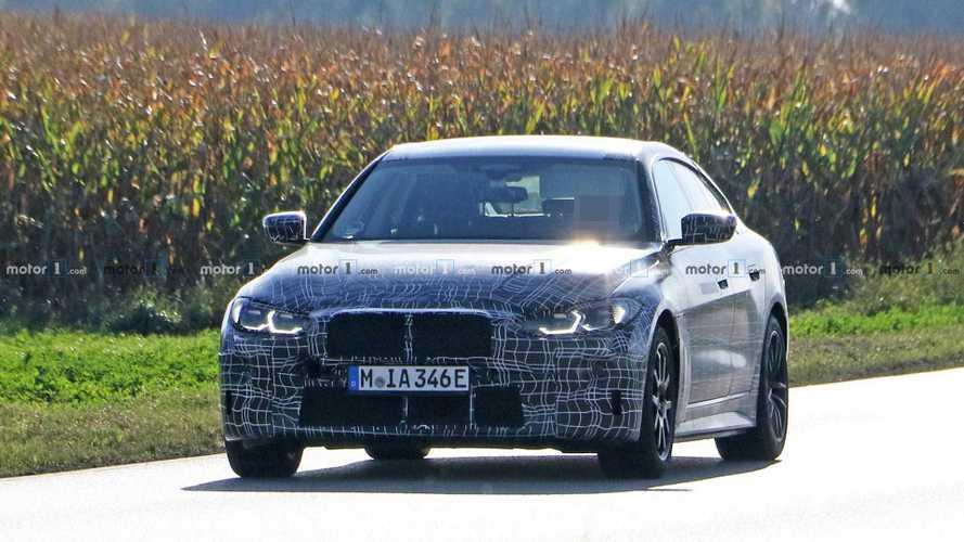 BMW i4, la berlina elettrica avrà 530 CV e 600 km di autonomia